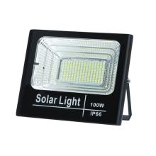 Holofote solar para iluminação de parede