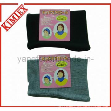 Unisex Fashion Jacquard Acrylic Knitted Neck Warmer