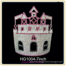 Hot sale factory directly plastic crown