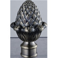 Noix de pin Curtain Rod Finial