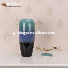 2016 ceramic crafts home decor flower pottery home decorative wholesales flower vase