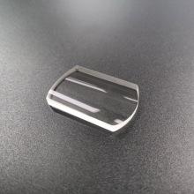 Lentille cylindrique à revêtement miroir à haute réflectivité