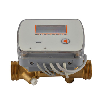 Ultrasonic Hot Water Meters with M-Bus