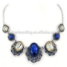 Luxury gem wishing will temperament short vintage necklace