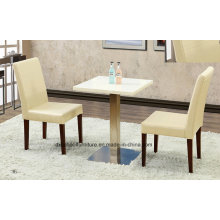 Wooden Table and Chair for Dining Room