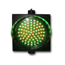 single light RYG 110v 300mm led traffic light