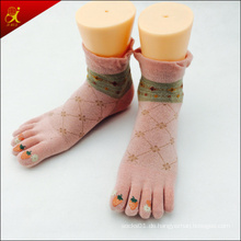 Frauen Sexy Zehen Socken mit hoher Qualität