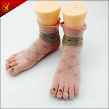 Mujeres Sexy pies calcetines de alta calidad