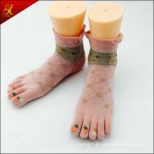 Mulheres sensuais Toe meias com alta qualidade