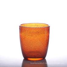 Bouilloire en verre 12oz à bulles