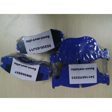 Pastillas de freno 34116852253 Semi Metal MR569597 55200-65J11