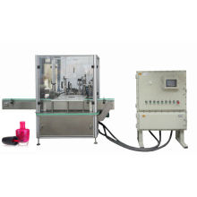 Fully Automatic Nail Polish Filling And Capping Machine