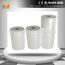 Heißsiegelbare PET-Folie für Tassen