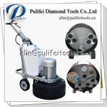 Máquina de pulido del piso del diamante para el molino de epoxyzo del mármol de epoxyzo