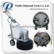 Machine de polissage de plancher de diamant pour le meulage époxyde de marbre de Terrazzo concret