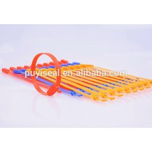 Sicherheit Plastikdichtungen PY-8208