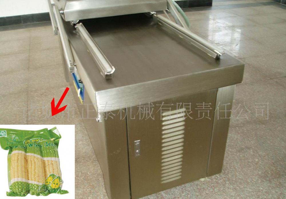 Roast Chicken  Vacuum Packing Machine