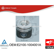 Original yuchai engine YC4E piston E2100-1004001A