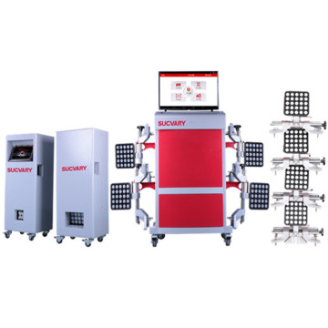 Stable 3D Truck Wheel Alignment Machine