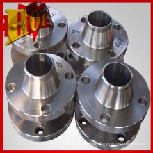 Hot Selling Gr 2 Dn100 Titanium Flange En1092-1