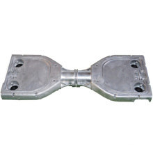 6.5 inches 2 Wheel Scooter casting Skirting Board