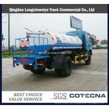 Camión tanque de agua de rociadores Dongfeng 4X2 10cbm