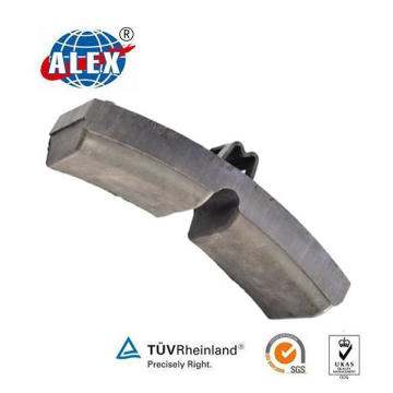 Railway High/ Low Friction Composite Brake Shoes