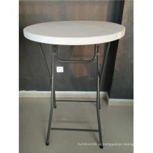 110cm High Folding Bar Table Match com a cadeira de bar