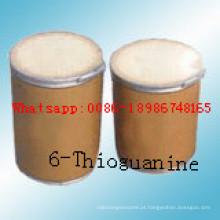 Item Poderoso Nova Fábrica Anti-Câncer Abastecimento 6-Thioguanine CAS: 154-42-7