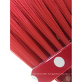 Made In China Wholesale Indian Red One-Handed Broom With Dustpan