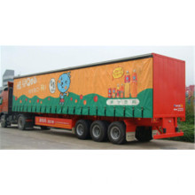 PVC Fabric Cover for Truck Cargo Container
