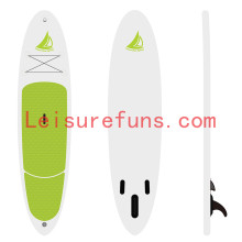 custom-built surfing board inflatable