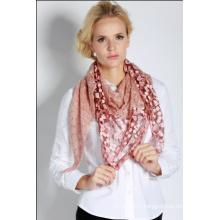 Châle en acrylique tricoté (QT1.1)