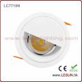 Hoher Lumen 8W schnitt das COB des Loch-90mm LED unten, das LC7710n beleuchtet