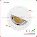 Ahorro de energía LED techo Downlight 8W para Hotel LC7716n