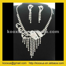 Fashion wedding necklace set