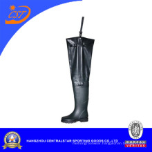 Over The Knee Rubber Hip Wader (6696A)