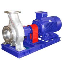 Horizontal Cantilever en acier inoxydable acier chimique Proces centrifuge pompe à eau