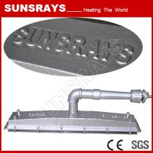 Calentador de gas Calentador de horno industrial