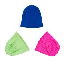 Wholesale Fashion Thick  Winter Acrylic Beanie  custom sports beanie hat