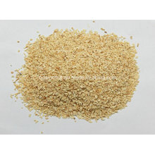 Grãos de alho desidratados de origem chinesa