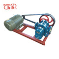 LC series high viscosity lobe pump rotory pump