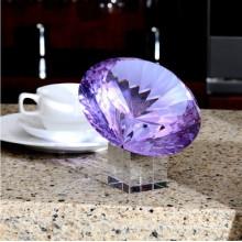 Diamante cristalino colorido del nuevo diseño 2015
