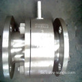 Floating ball valve 2 tum