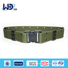 Custom mens military webbing belt