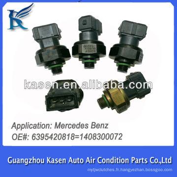 Capteur de pression capteur de pression Transistor Pressostato pour Mercedes Benz 6395420818 1408300072