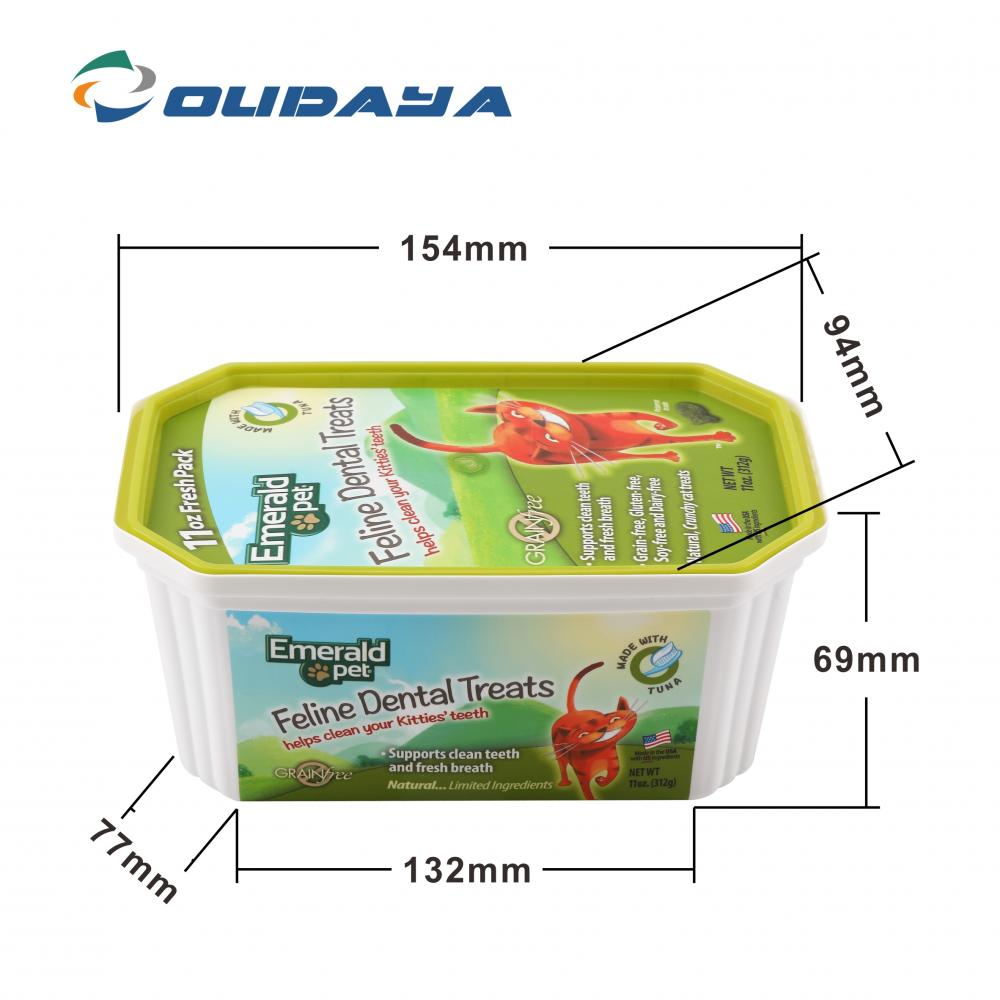 Container With Cover