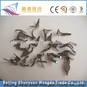 the manufacturing process,titanium Casting, CNC,