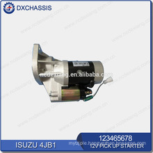 Genuine 4JB1 Pick Up Starter 123465678