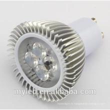 Haute qualité 5W ERP GU10 Spot Diamètre 50mm GU10 5w conduit spot light